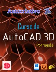 Curso de AutoCAD 3D - Português