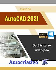 Curso de AutoCAD 2021  Do Básico ao Avançado