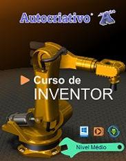 Curso de Inventor - Nível Médio