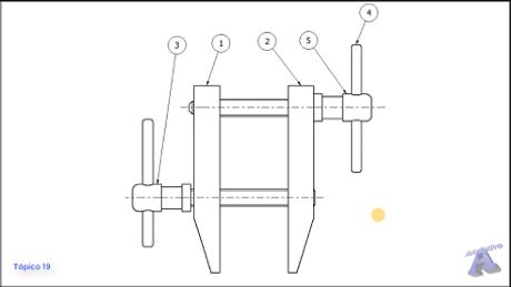 Imagens do curso de Desenho Técnico (Mecânica) Autocriativo