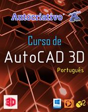 Curso de AutoCAD3D - 2017 - Português