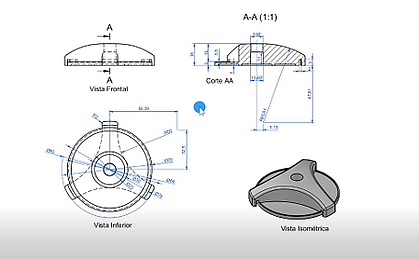 Imagens do Curso de AutoCAD 3D - Versão 2021 Autocriativo