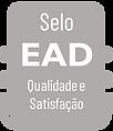 Selo EAD Qualidade e Satisfação Autocriativo