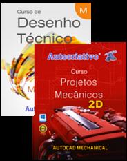 Kit Mecânica 2D ( Promoção 2 em 1 )