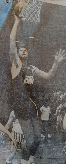 Kurt David Pro Basketball