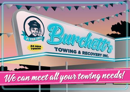 Burchett's Towing