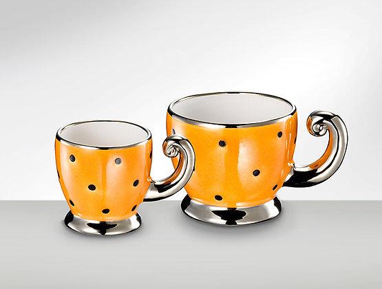 Tasse mandarinorange