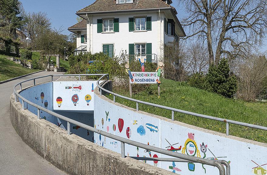 Franziska Brenn, Kinderkrippe, Neuhausen am Rheinfall