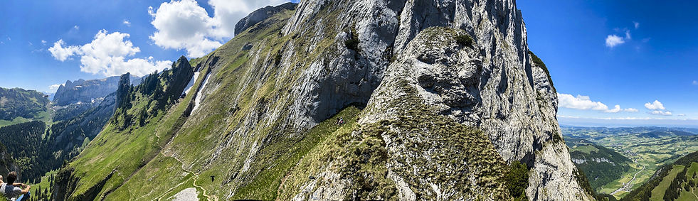 Pension Alpenheim Teufen, Ferien, Wandern, Marwees