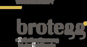 Brotegg Logo – Selbstbestimmung ist der Schlüssel