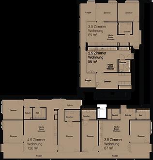 Haus A Obergeschoss
