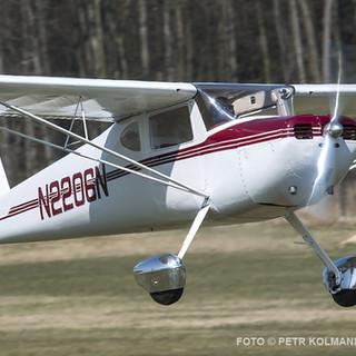Cessna 140 N2206N