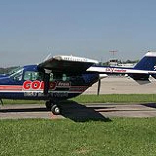 Cessna F337G SE-GCV