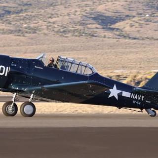North American T-6 N36FC