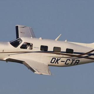 Piper Meridian OK-CTR