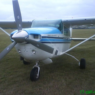 Cessna TU 206G OK-TSK