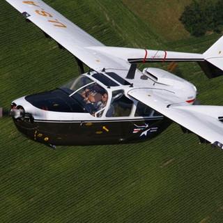 Cessna O2A N409TH