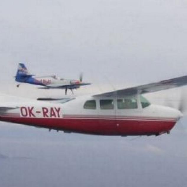 Cessna T210 OK-RAY