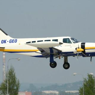 Cessna 402 OK-GEO