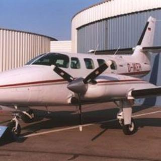 Cessna T303 OM-KRN