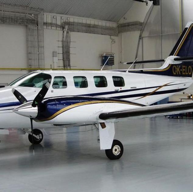 Cessna T303 OK-ELO