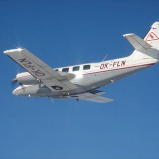 Cessna T303 OK-FLN