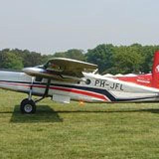 Pilatus PC6 OK-PTP