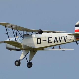 Bucker 131 Jungmann D-EAVV