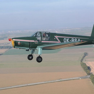 Bucker 181/Z381 OK-BSA