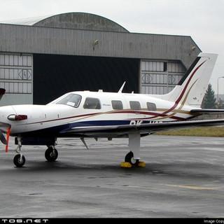Piper Meridian OK-VIP