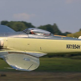 Hawker Sea Fury N1954H