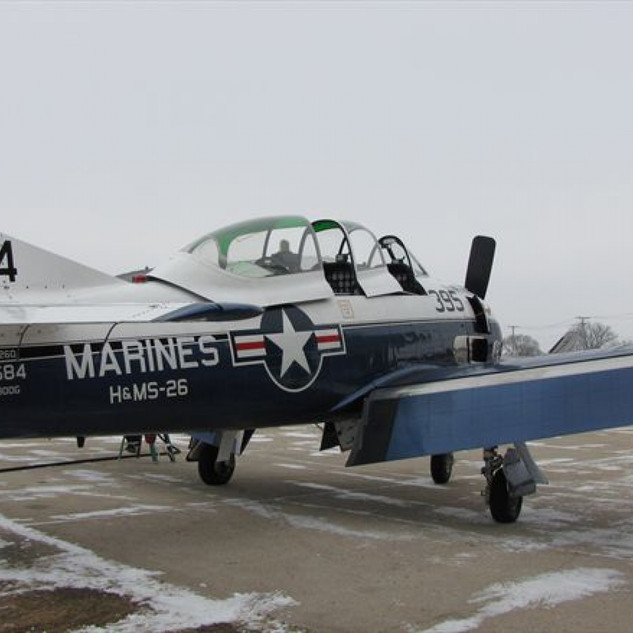North American T-28 NOMAD N2800G