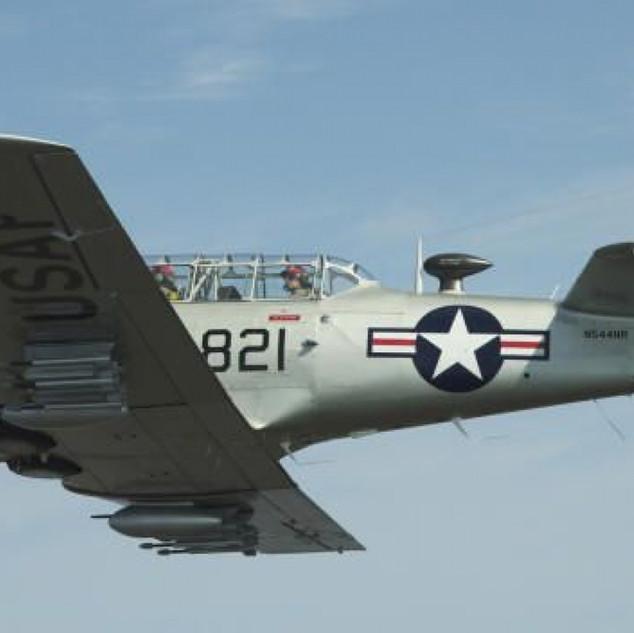 North American AT-6/SNJ5 N544NR