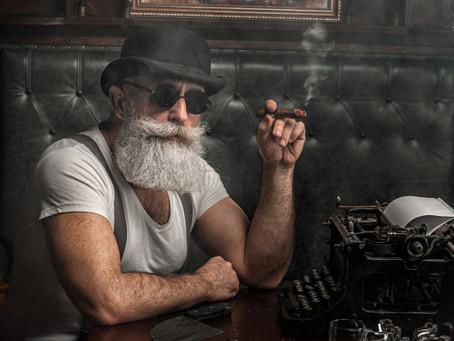 70 Years of Smoking, Up in Smoke!