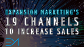 Expansion Marketing's 19 Channels For Start-Up Growth