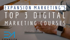 Top 3 Digital Marketing Courses to Grow Your Business