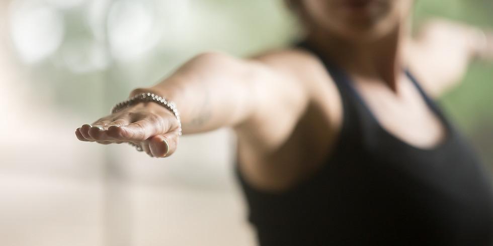 Spacious Heart Vinyasa Yoga