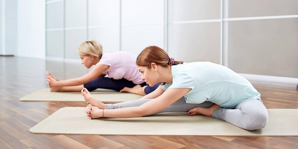 CK Dance Company Beginner Yoga