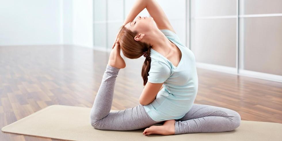 CK Dance Company Intermediate Yoga
