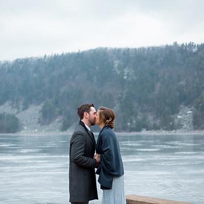 Jared and Liz