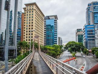 A Cidade de São Paulo em tempos de Pandemia e surto do Covid- 19