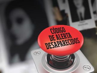 Alerta desaparecidos pode virar lei