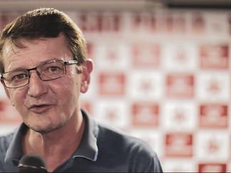Gilmar Mauro, líder do MST, relembra Massacre de Eldorado do Carajás, há 24 anos