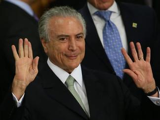Temer chama impeachment de golpe e diz que Lula ministro impediria o processo