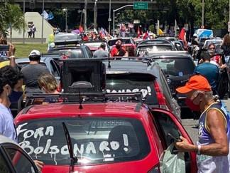 Movimentos populares marcam para domingo manifestações pró-impeachment de Bolsonaro