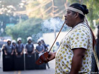 Vitória dos Guarani-Mbya: juíza proíbe obras da Tenda em área vizinha à Terra Indígena