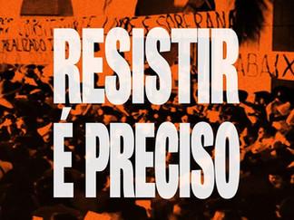 """Movimentos fazem ato """"Resistir é preciso"""" na próxima quarta-feira. MST, Greepeace e Inpe já confirma"""