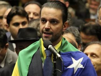 Preso pela PF, Baldy votou pelo golpe contra Dilma para 'limpar Brasil da corrupção'