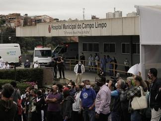 TCM barra terceirização do Hospital do Campo Limpo, na zona sul de SP