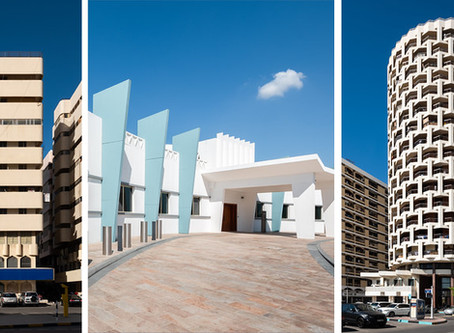 Mid-Century Modernism in the UAE: A Tale of Three Cities